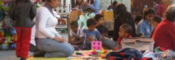 Programa Niñez Trabajadora en la Calle