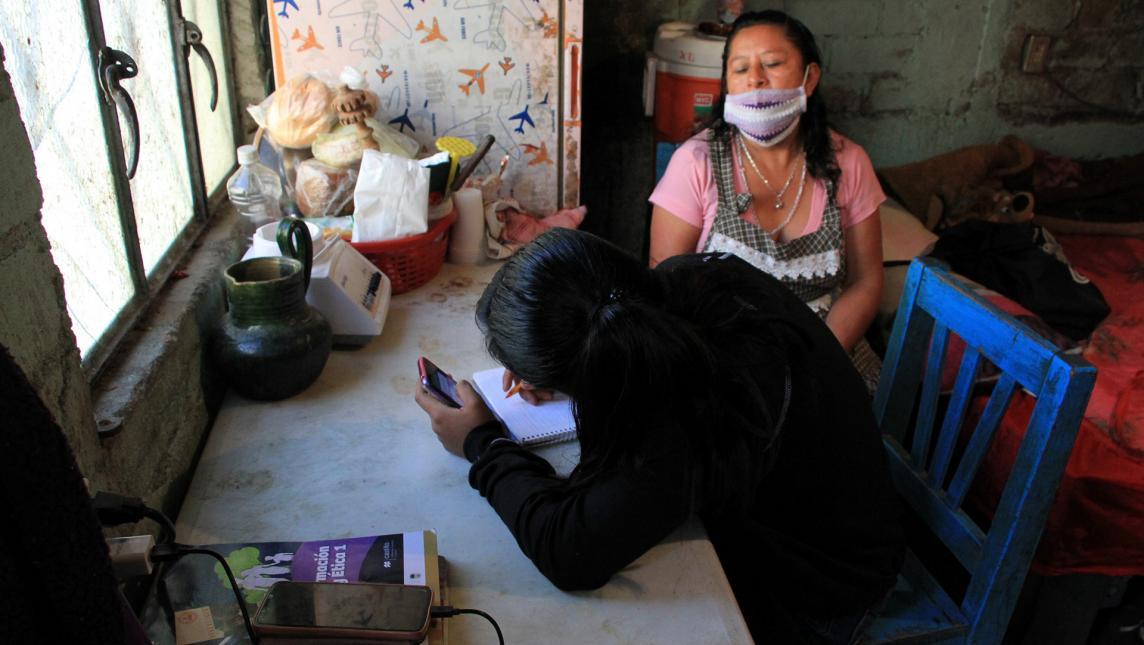 Vacaciones de fin de año, un respiro económico para familias en Oaxaca